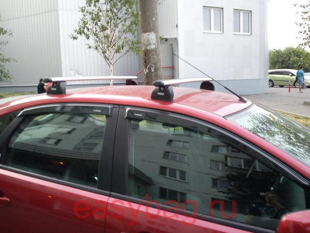 поперечины багажник ford focus 2